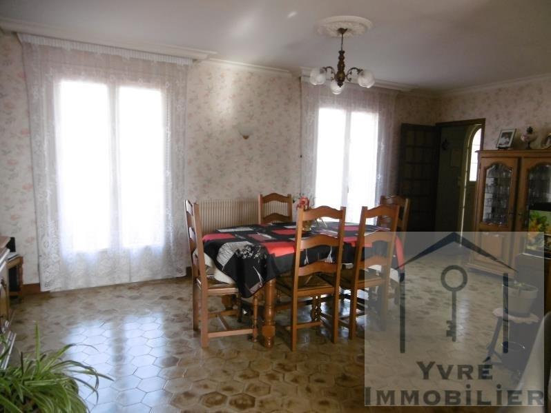 Sale house / villa Yvre l'eveque 236250€ - Picture 5