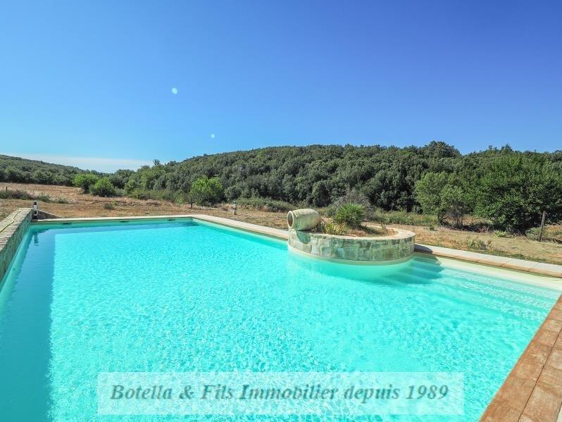 Immobile residenziali di prestigio casa Barjac 695000€ - Fotografia 2