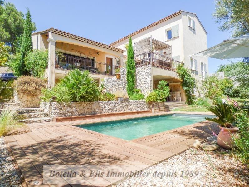 Immobile residenziali di prestigio casa Uzes 512000€ - Fotografia 1