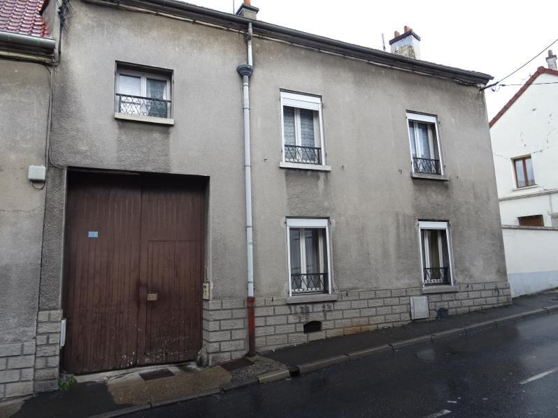 Vente maison / villa Sarcelles 199000€ - Photo 1