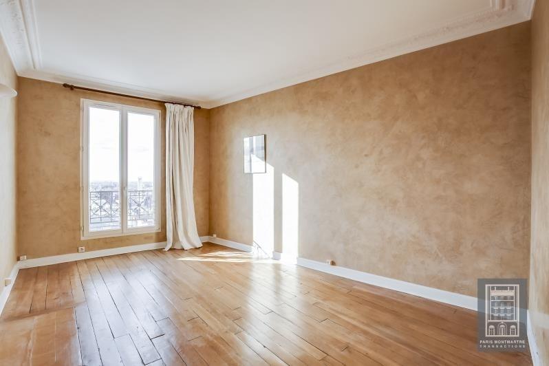 Vente de prestige appartement Paris 18ème 1320000€ - Photo 6