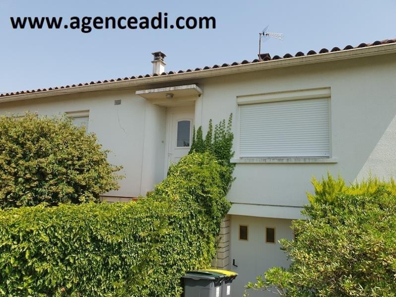 Vente maison / villa St maixent l ecole 126000€ - Photo 1