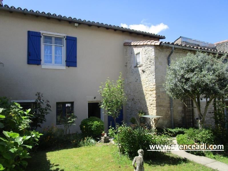 Vente maison / villa St maixent l ecole 202800€ - Photo 1