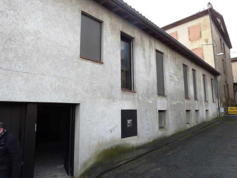 Vente immeuble Mazamet 160 000€ - Photo 1