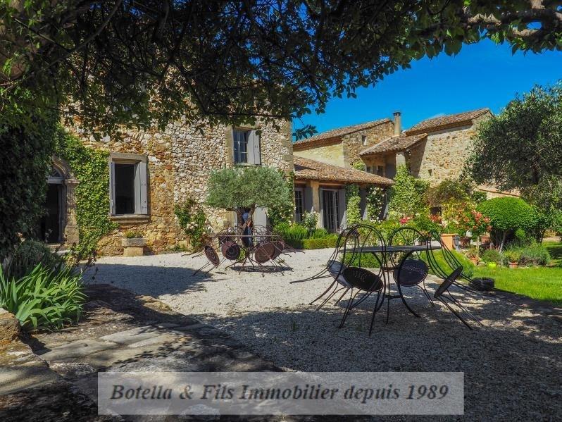 Verkoop van prestige  huis Uzes 1680000€ - Foto 19