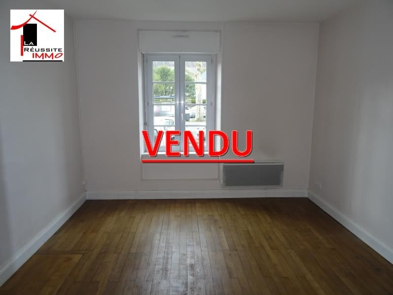 Sale apartment Angers 147 500€ - Picture 1