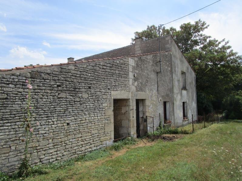 Sale house / villa Coulon 96900€ - Picture 4