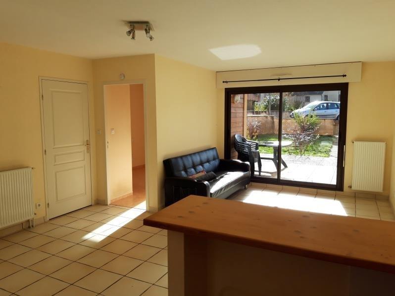 Rental apartment Baraqueville 420€ CC - Picture 1
