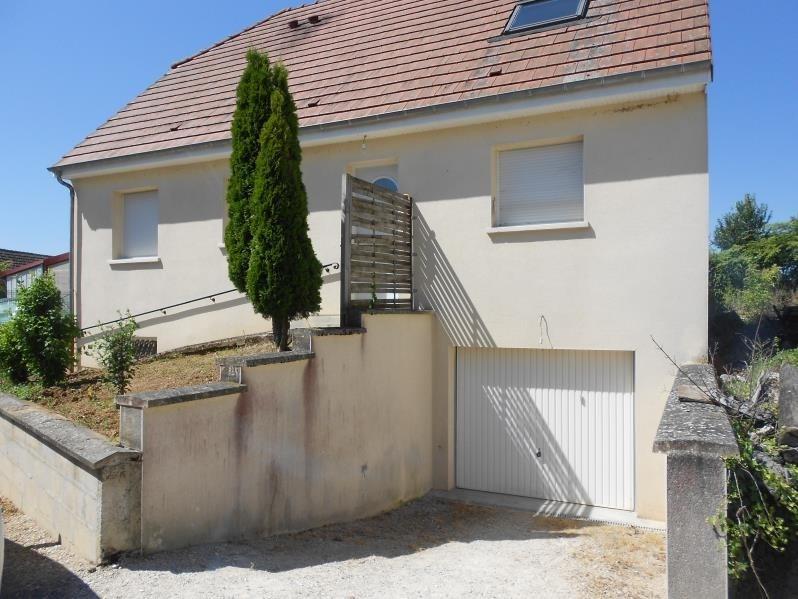 Rental house / villa Plessis barbuise 770€ CC - Picture 1