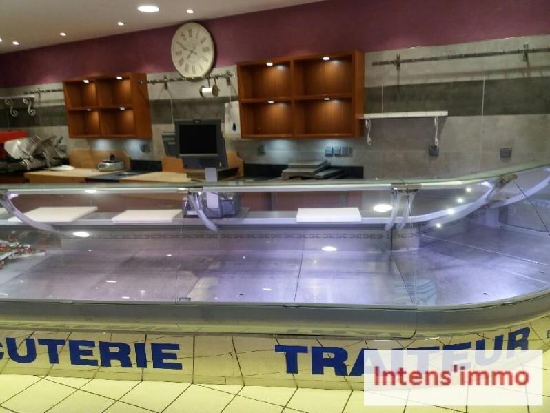 Commercial property sale shop Saint donat sur l'herbasse 56800€ - Picture 2