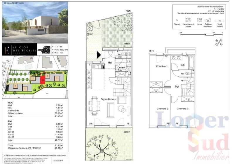 Vente maison / villa Perols 377900€ - Photo 3