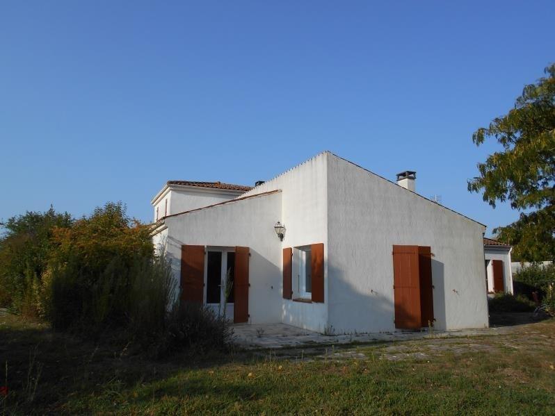 Vente maison / villa Le chateau d'oleron 366000€ - Photo 3