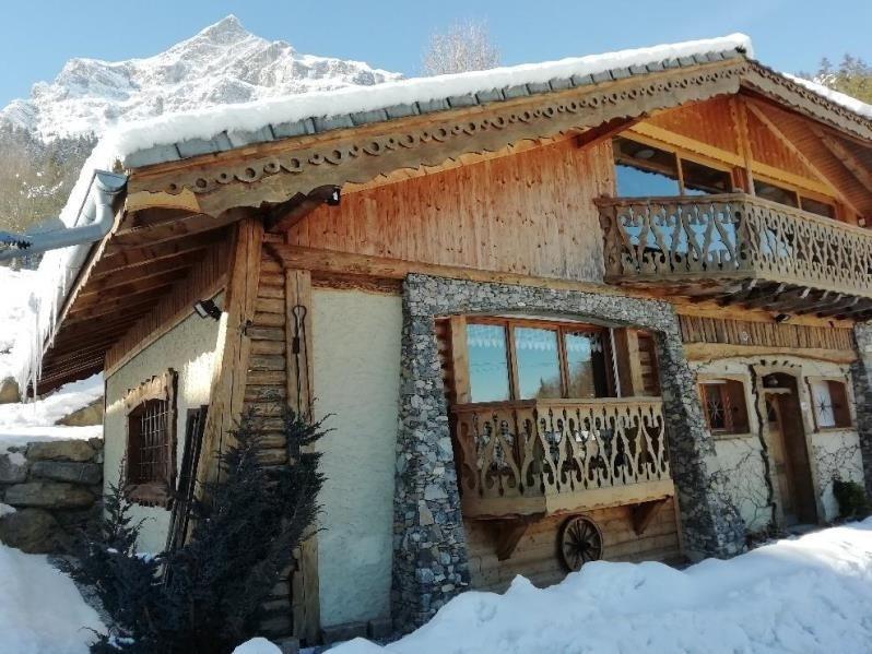Sale house / villa Magland 389000€ - Picture 1
