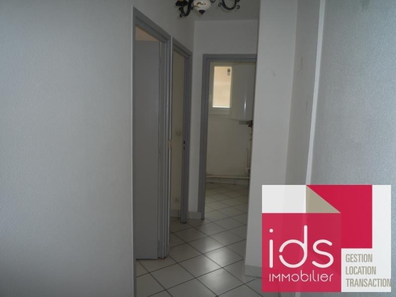 Locação apartamento Allevard 635€ CC - Fotografia 10