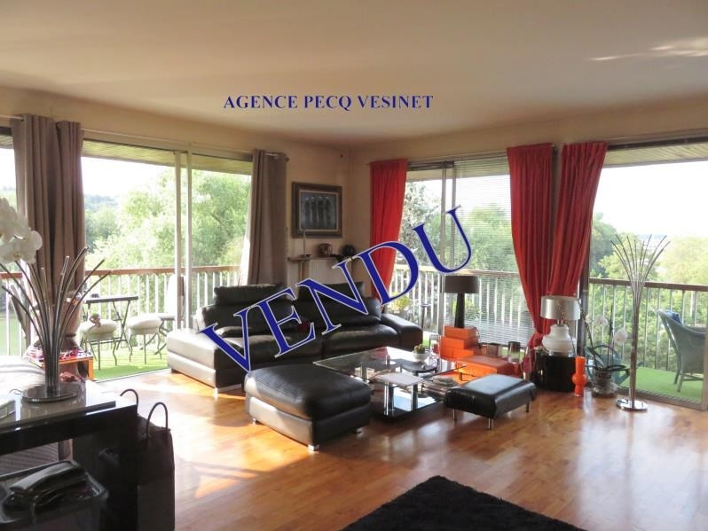 Vente appartement Le pecq 310 000€ - Photo 1