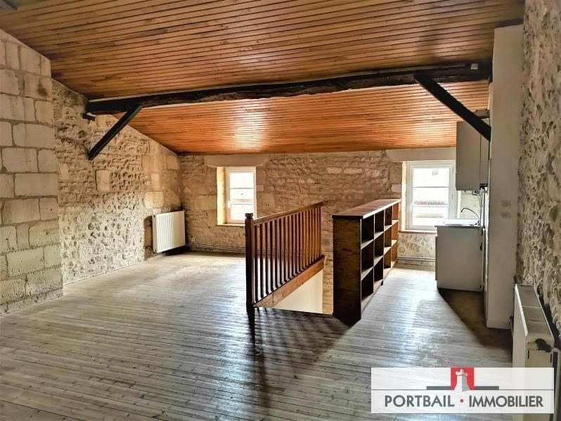 Rental apartment Blaye 533€ CC - Picture 1