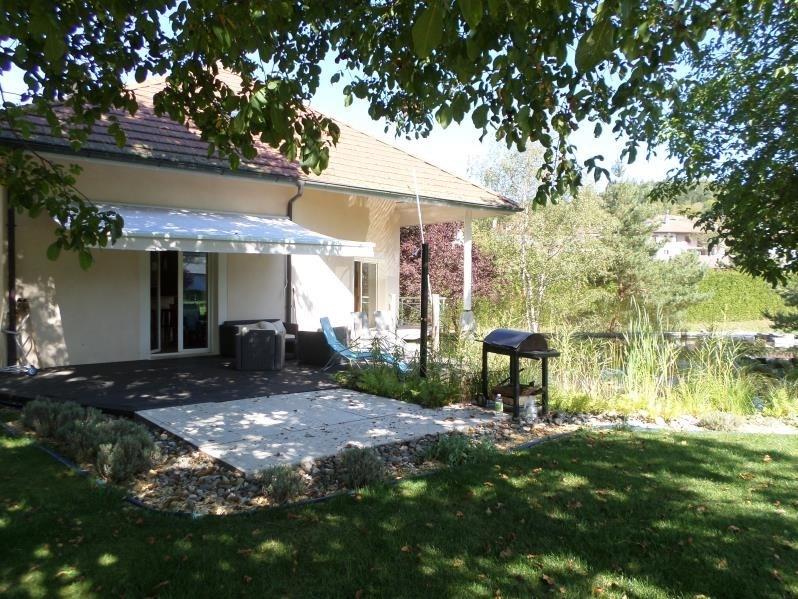 Vente maison / villa Arbent 550000€ - Photo 1