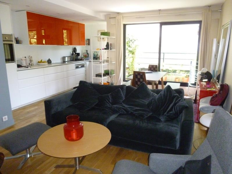 Sale apartment Paris 20ème 502 000€ - Picture 1