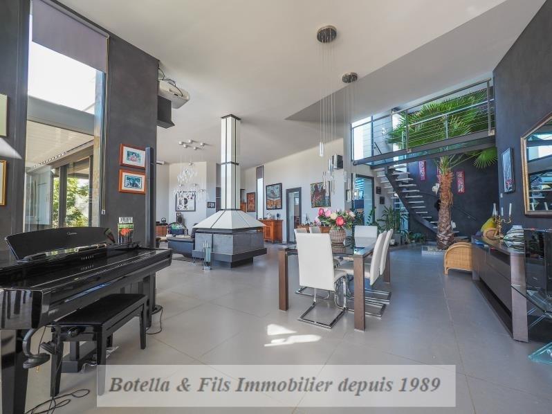 Immobile residenziali di prestigio casa Uzes 1575000€ - Fotografia 4
