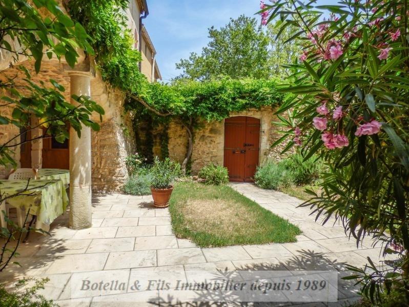 Vente maison / villa Uzes 426000€ - Photo 3