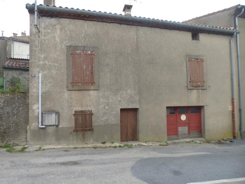 Vente maison / villa Mazamet 35000€ - Photo 1