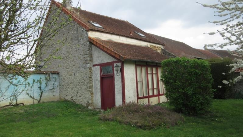 Sale house / villa St vrain 520000€ - Picture 5