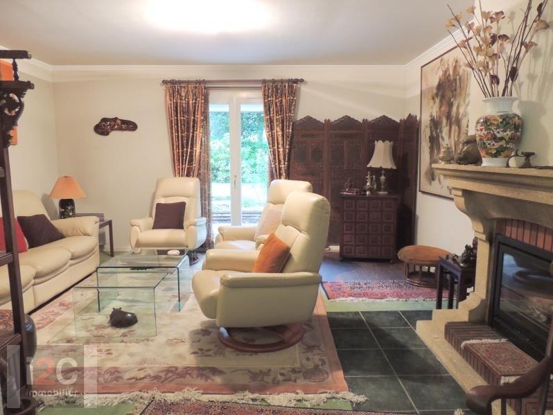 Sale house / villa Echenevex 660000€ - Picture 3