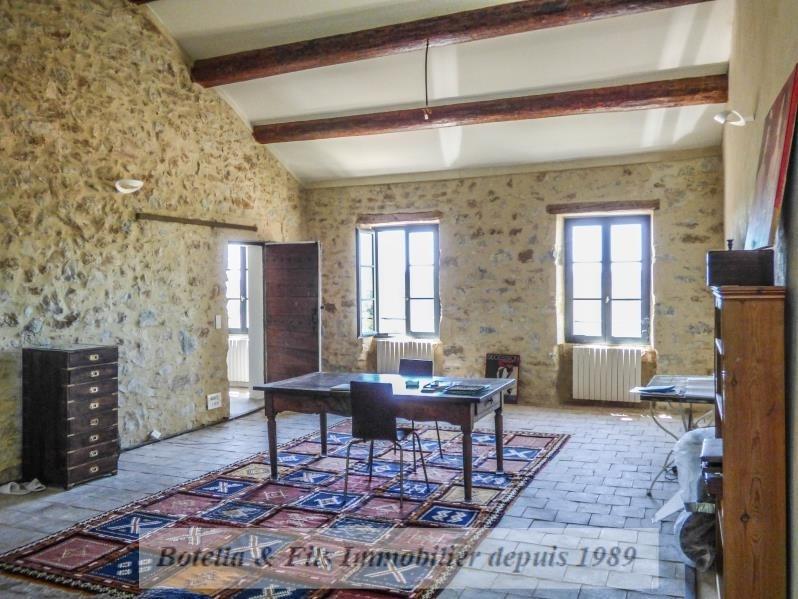 Venta de prestigio  casa Uzes 639000€ - Fotografía 5
