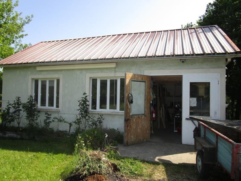 Sale loft/workshop/open plan St martial d'artenset 65000€ - Picture 1