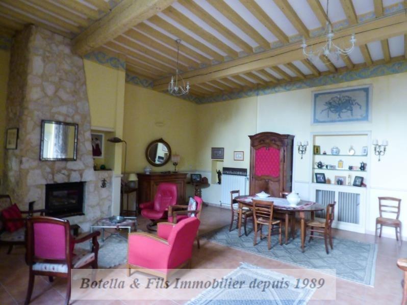 Immobile residenziali di prestigio casa Uzes 399000€ - Fotografia 3