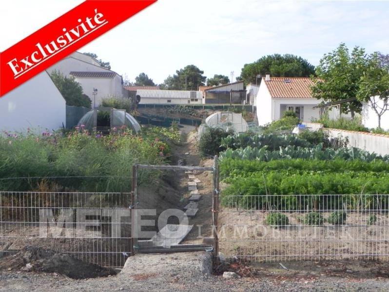 Sale site La tranche sur mer 87400€ - Picture 1