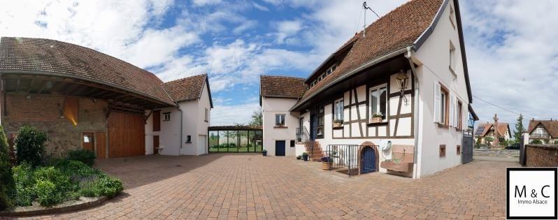 Sale house / villa Keffendorf 319000€ - Picture 1