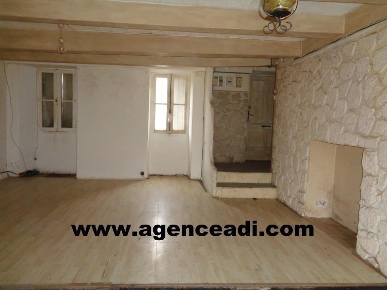 Vente maison / villa La mothe st heray 27950€ - Photo 1