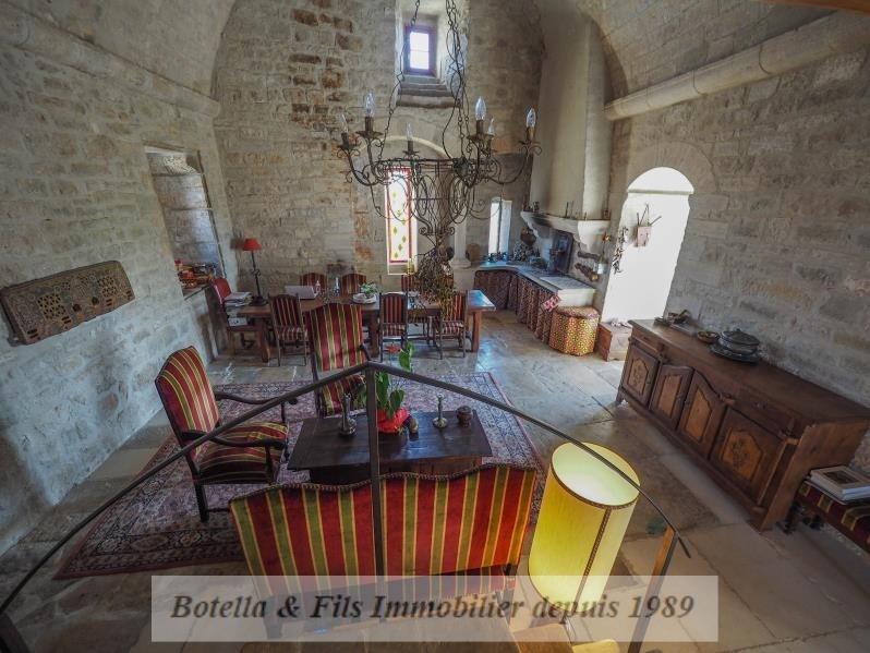 Verkoop van prestige  kasteel Uzes 869000€ - Foto 6