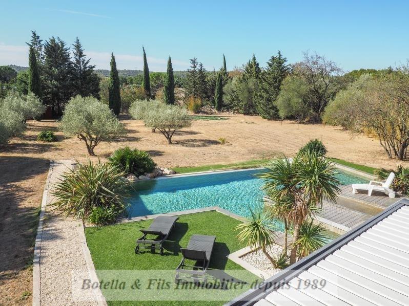 Immobile residenziali di prestigio casa Uzes 1575000€ - Fotografia 2