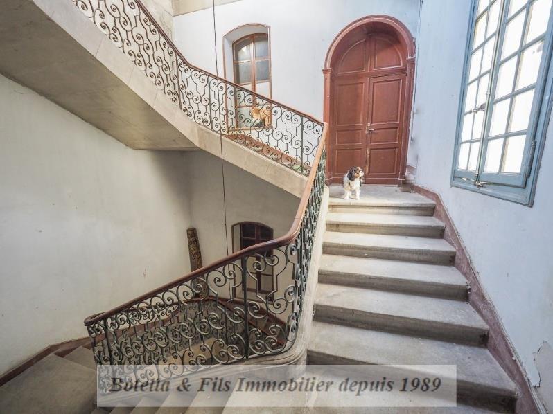 Immobile residenziali di prestigio casa Uzes 1158000€ - Fotografia 3