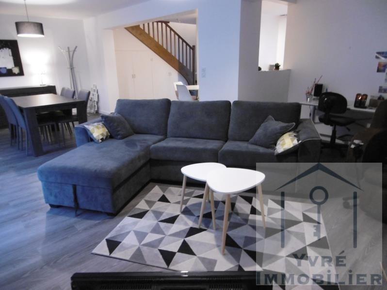 Sale house / villa Yvre l'eveque 156880€ - Picture 2