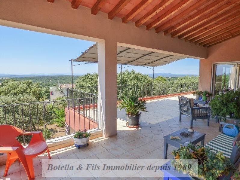 Verkoop van prestige  huis Uzes 560000€ - Foto 1