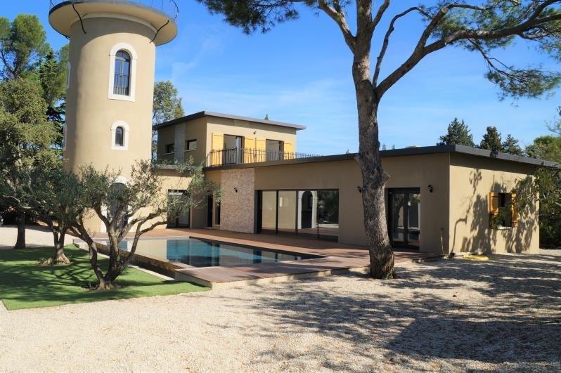 Rental house / villa Villeneuve les avignon 2900€ CC - Picture 1