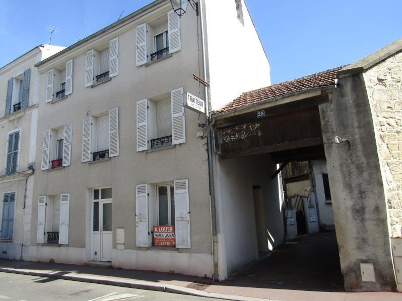 Location appartement Maisons-laffitte 501€ CC - Photo 1