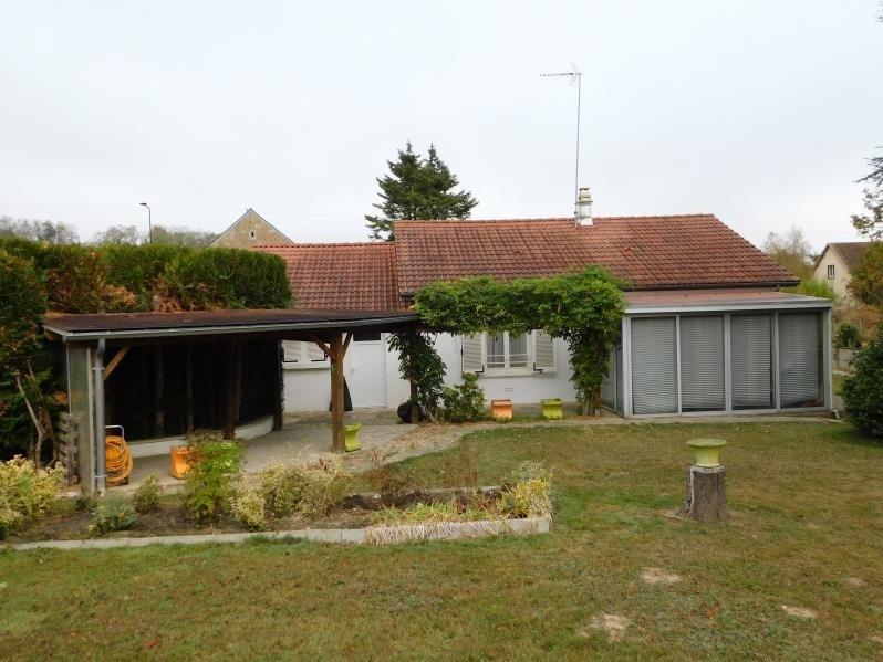 Sale house / villa Montoire 116000€ - Picture 1