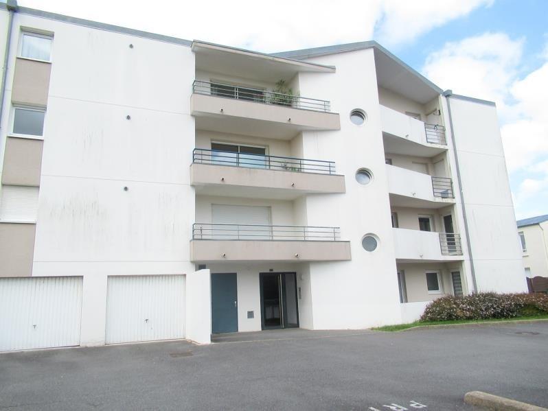 Location appartement Brest 510€ CC - Photo 1
