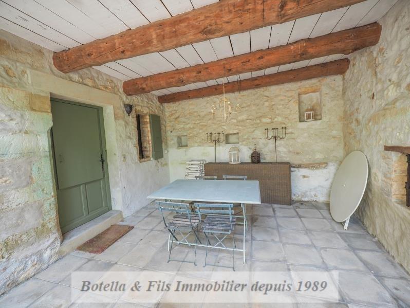 Verkoop van prestige  huis Uzes 849000€ - Foto 10