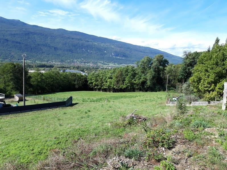 Vente terrain Serrieres en chautagne 67000€ - Photo 1