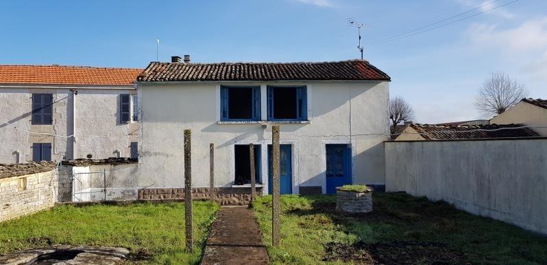 Vente maison / villa Prahecq 44900€ - Photo 1