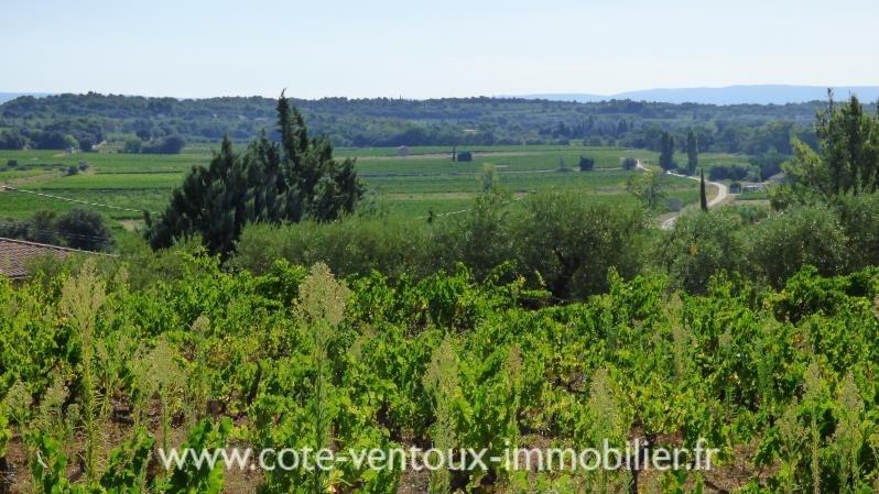 Vente terrain Beaumes de venise 192000€ - Photo 2