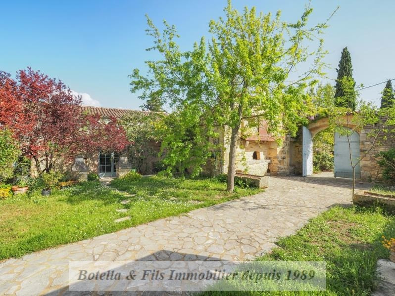 Deluxe sale chateau Uzes 1 985 000€ - Picture 13