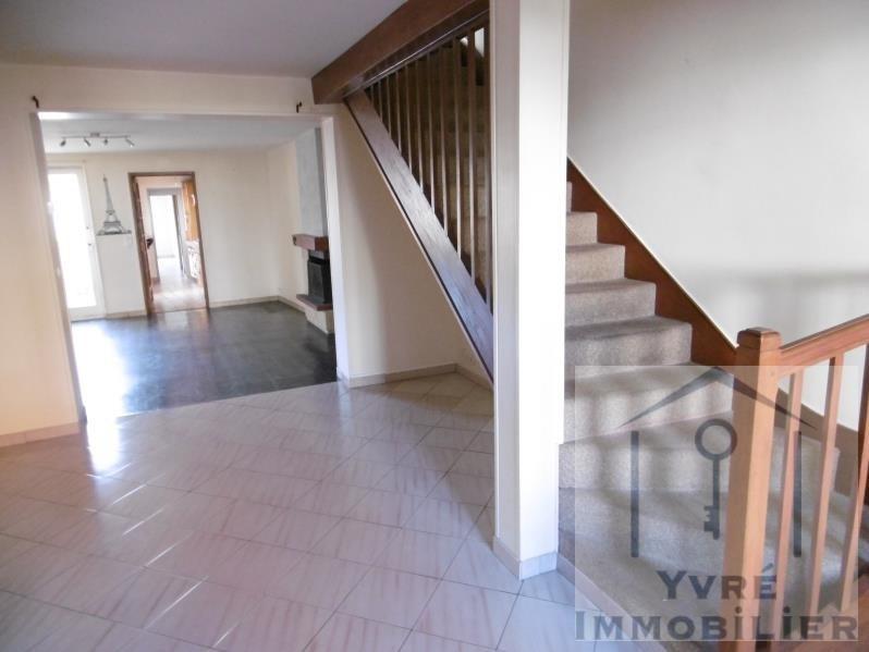 Sale house / villa Yvre l'eveque 173250€ - Picture 2