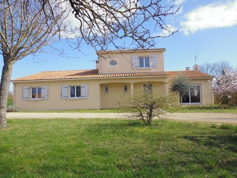 Vente maison / villa Poitiers 255000€ - Photo 2