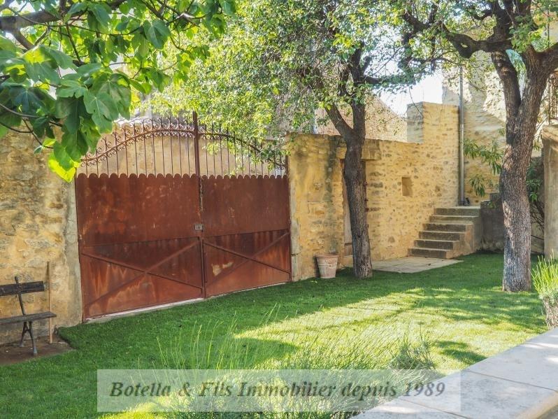 Vente de prestige maison / villa Uzes 585000€ - Photo 12